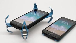 Questo airbag per smartphone ti salva il telefono in caso di caduta