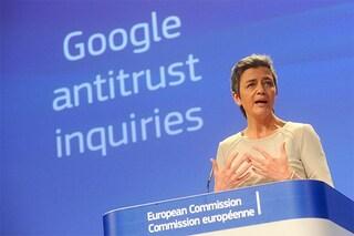 Google rischia una multa da 11 miliardi di euro per posizione dominante
