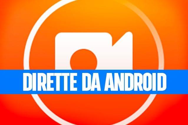 Trasmettere lo schermo di Android in diretta su Facebook, YouTube o