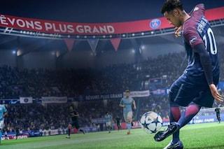 """E3, su FIFA 19 arriva la Champions League: """"Aggiornamenti in tempo reale e più controllo"""""""