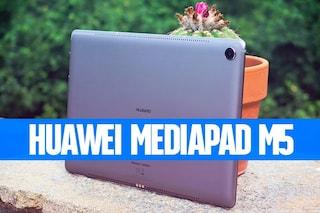 Recensione Mediapad M5, Huawei prova a dare un senso ai tablet Android