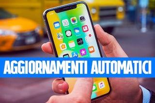 Come attivare l'aggiornamento automatico di iOS in iPhone e iPad