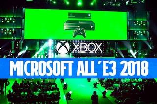 Le novità di Microsoft all'E3 2018 tra AI, cloud e nuovi giochi in esclusiva