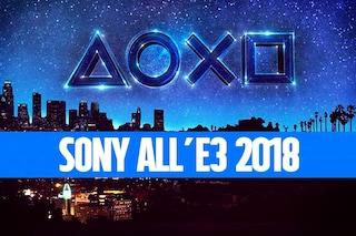 Le novità di Sony all'E3 2018, tra (fantastiche) esclusive e grandi assenti