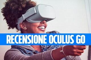 Recensione Oculus Go: il VR non è ancora perfetto, ma questa è la strada giusta
