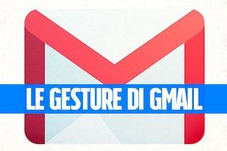 Trucchi Android: personalizzare le gesture di Gmail