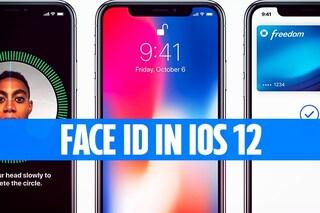 Novità iOS 12: aggiungere un secondo volto per il FaceID (o migliorare il riconoscimento)