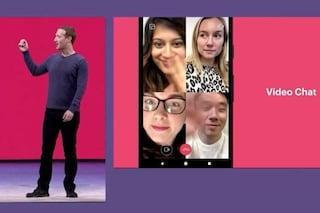 Instagram introduce le videochiamate di gruppo