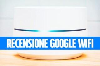 Recensione Google WiFi: un'ottima rete estesa mesh, con i soliti (e fastidiosi) problemi