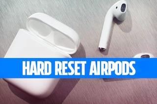 AirPods si disconnettono o non funzionanti? Ecco come risolvere il problema in 2 minuti