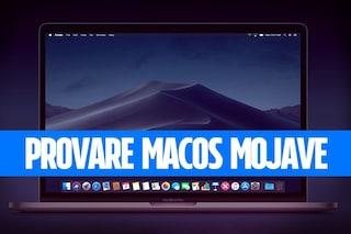 Come provare in anteprima macOS Mojave (e cosa cambia da macOS High Sierra)