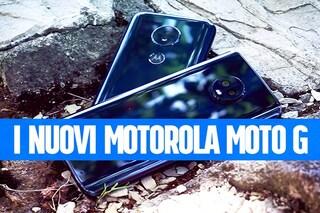 Recensione Moto G6 Play e Moto G6 Plus, i due capolavori (economici) di Motorola