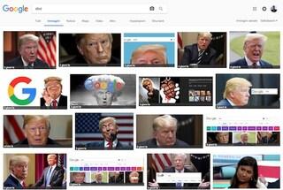 """Se cerchi """"idiot"""" su Google compare Trump"""