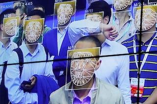 Cina: Big Data e intelligenza artificiale per sorvegliare 1,4 miliardi di cittadini