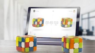 Ecco il nuovo cubo di Rubik: è bluetooth e può sfidare gli amici online