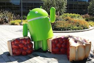 Ecco Android 9 Pie: disponibile da oggi (ma non per tutti)