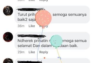 Facebook fa apparire palloncini e coriandoli nei post sul terremoto, poi si scusa