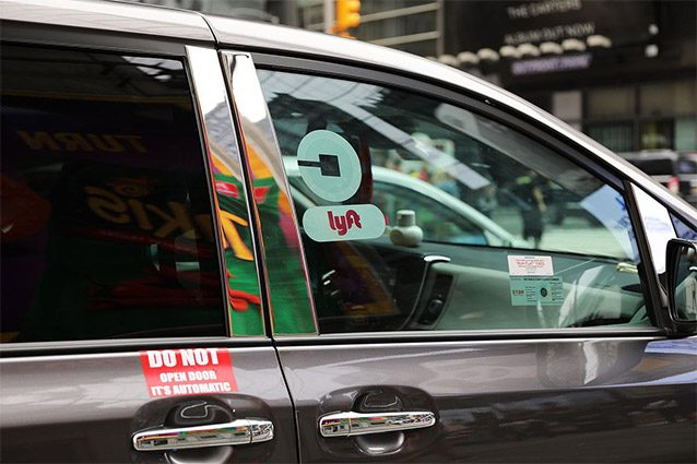 new york uber lyft