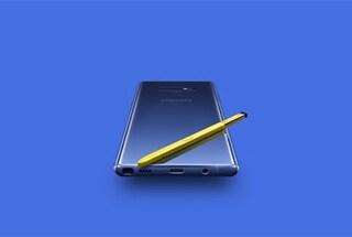 Samsung ha annunciato il Galaxy Note 9: tutte le novità del nuovo phablet da più di 1.000 euro