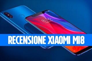 """Recensione Xiaomi Mi8, l'ottimo top di gamma cinese cade nella """"trappola del notch"""""""