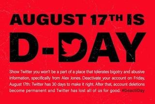 Il D-Day di Twitter: ecco perché gli utenti vogliono cancellarsi in massa