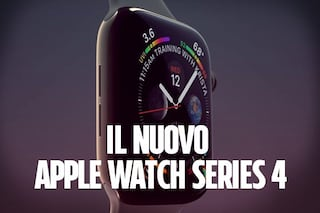 Presentato Apple Watch Series 4, lo smartwatch che fa l'elettrocardiogramma