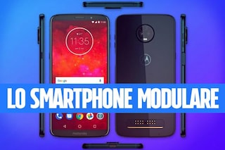 Recensione Motorola Z3 Play, lo smartphone modulare e trasformista