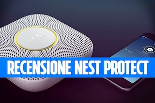 Recensione Nest Protect, il rilevatore di fumo e monossido di carbonio smart e connesso