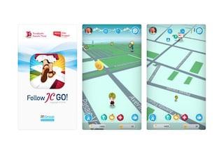 """Follow JC Go, ecco il Pokémon Go dove """"catturi"""" santi e beati"""