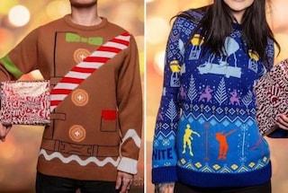 I maglioni di Natale di Fortnite sono il regalo perfetto per le feste