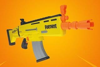 Ora puoi comprare il fucile di Fortnite: ecco la versione Nerf