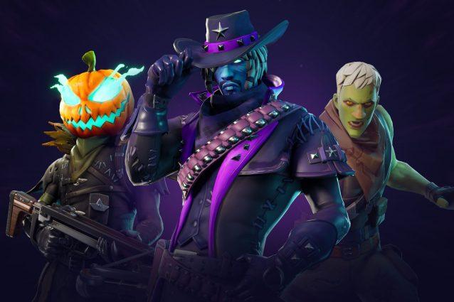 Su Fortnite Sono Apparsi I Mostri Ecco Levento Per Halloween