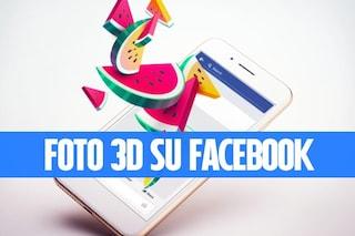 Trucchi Facebook: come attivare le foto 3D (e come funzionano)