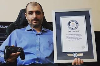 Ecco Hakoom, il più forte giocatore di PlayStation (entrato nel Guinness)