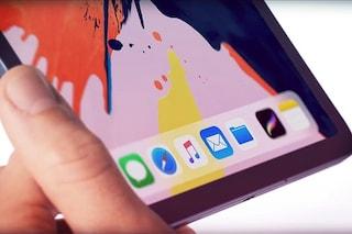 iPad Pro: addio al jack audio per le cuffie, benvenuti Face ID e USB-C