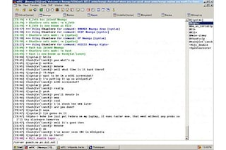 IRC compie 30 anni: il software che ha rivoluzionato la messaggistica istantanea