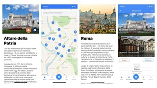 Con Monugram lo smartphone riconosce e descrive i monumenti inquadrati dalla fotocamera