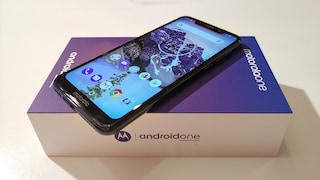 Motorola One arriva in Italia, il primo smartphone low cost dell'azienda con Android One