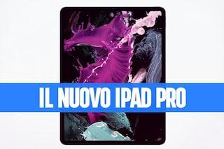 Presentato il nuovo iPad Pro, il tablet di Apple che sfida le console