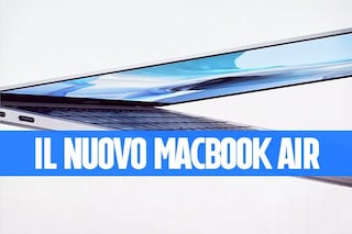 Ecco i nuovi MacBook Air e Mac Mini: il nuovo portatile ultra sottile e il mini desktop di Apple