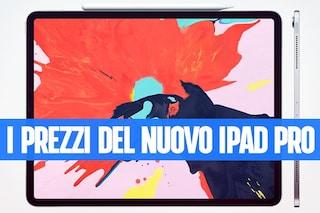 Nuovi iPad Pro: prezzi e data di vendita in Italia