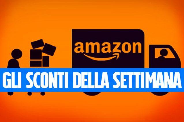 d2eeca75b92f5d Anche se il Natale 2018 è già passato, su Amazon continuano gli sconti:  nello store online più famoso al mondo anche questa settimana sono  disponibili ...