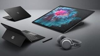 Dal Surface Pro 6 alle Surface Headphones: Microsoft rinnova la sua gamma di prodotti