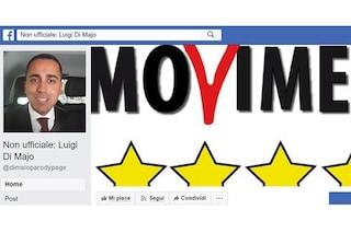 """Se Facebook è costretto a specificare """"non ufficiale"""": il caso della pagina di Luigi Di Majo"""