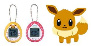 Arriva in Giappone il Tamagotchi di Pokémon Eeevee