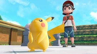 Pokémon: Let's Go è un tuffo nostalgico nella nostra infanzia