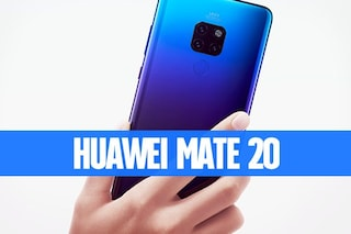 Recensione Huawei Mate 20, meno attraente della versione Pro ma fa tutto e costa meno