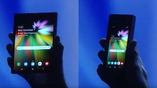 Infinity Flex Display: tutto quello che c'è da sapere sullo schermo pieghevole di Samsung