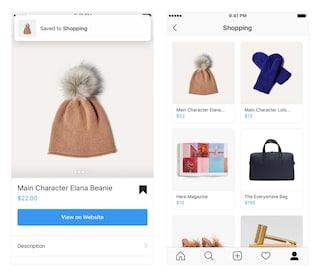 Instagram sempre più vetrina digitale, i prodotti dei brand si possono comprare dai video