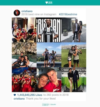 Come creare la tua Best Nine 2018 dei post più popolari su Instagram